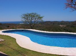 Special Price for Limited Time, well maintained villa of German owner in Costa Rica, Samara for sale