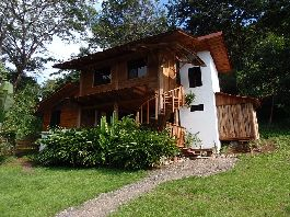 For sale, beautiful two-story wooden house near the beach Samara