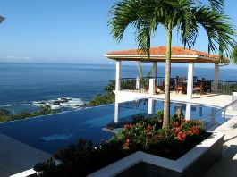 For sale, beautiful villa with fabulous views and close to the beach Carrillo in Samara