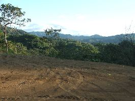 For sale Building plot with beautiful views in Samara