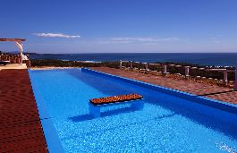 For sale, little Luxurious B & B with a 180 ° view on San Miguel beach