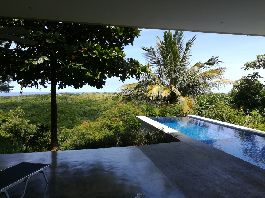 For sale unique house with wonderful view at San Juanillo