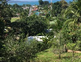 Residential lot - Ocean View overlooking Puerto Viejo