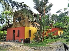 For sale, residential house and cottages in Cahuita