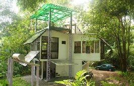 Glass House for sale – Price Dropped at the Caribbean-Playa Chiquita