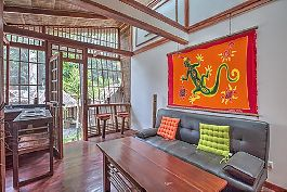 For sale Asian Style Vacation Rentals, 4 Income Earning Rental Units at Uva-Caribbean