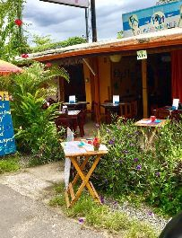 FOR SALE! very popular and good running Restaurant near Puerto Viejo