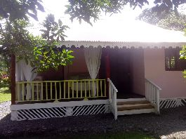 For sale, dreamlike house, fully furnished, surrounded by the most beautiful nature at Cahuita