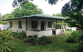 Living in peace and quiet, house for sale, near the center of Cahuita