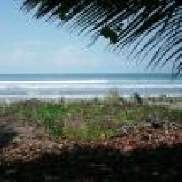 For sale, top beach plot with a size of 2,000 m2 at Matapalo